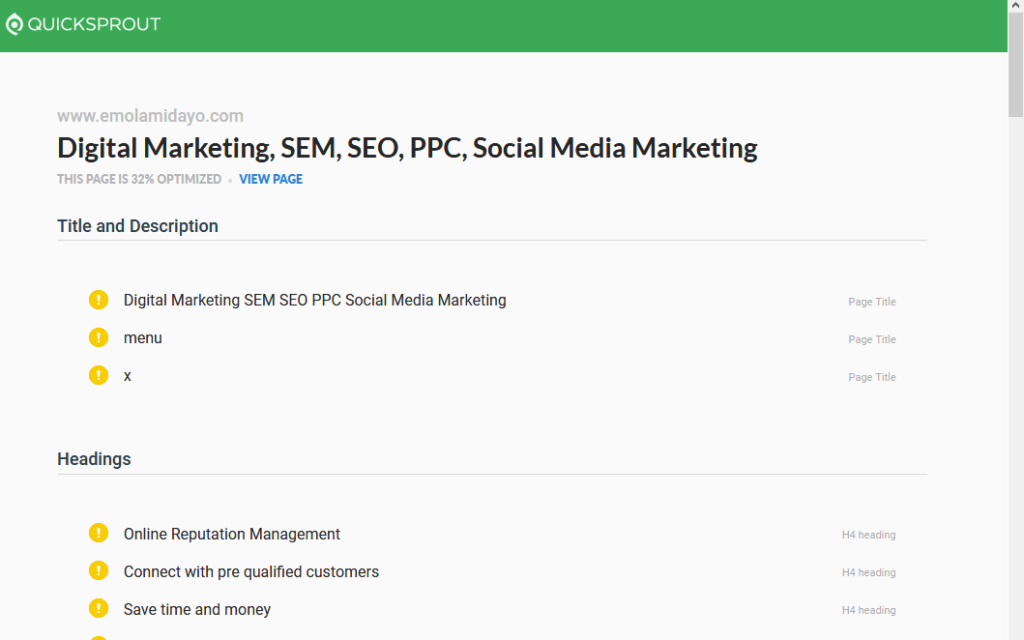 seo tools for marketing